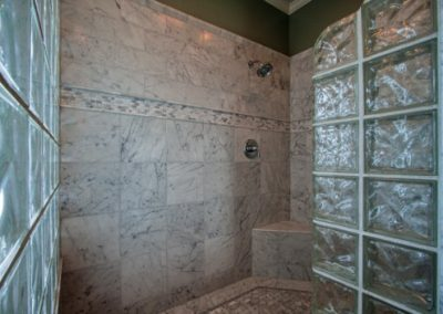 shower.Living Quarters Interior Design
